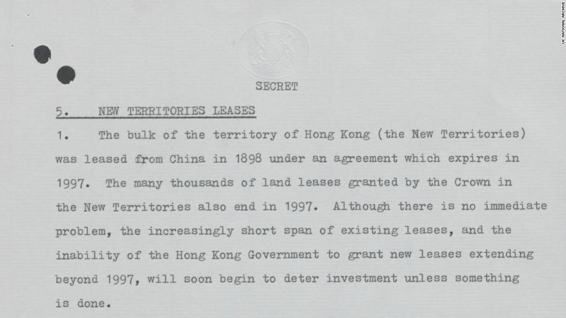 The Shameless Legacy Of Britain's Perfidious Posturing On Hong Kong